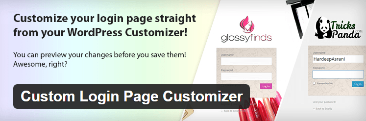 custom-login-page-customizer